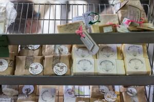 """Sesoula  """"kleine Schüppe"""", einem von insgesamt 12 Lebensmittel-Kooperativen in Athen. Foto: Giovanni Lo Curto"""